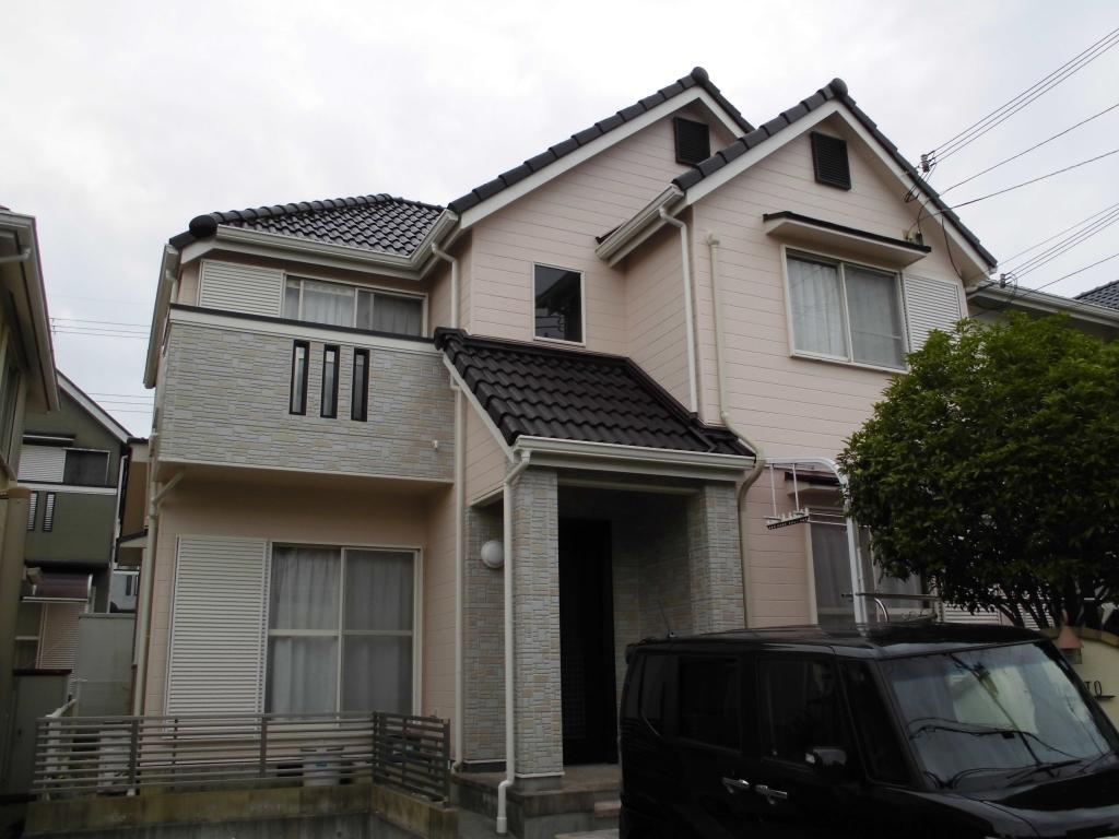 市 神戸 西区 塗装 外壁